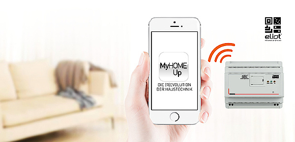 MyHOME / MyHOME_Up bei Elektro Götz in Weihenzell Ansbach